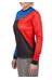 Bikester Pro DH Downhill-trøje Damer sort/farverig